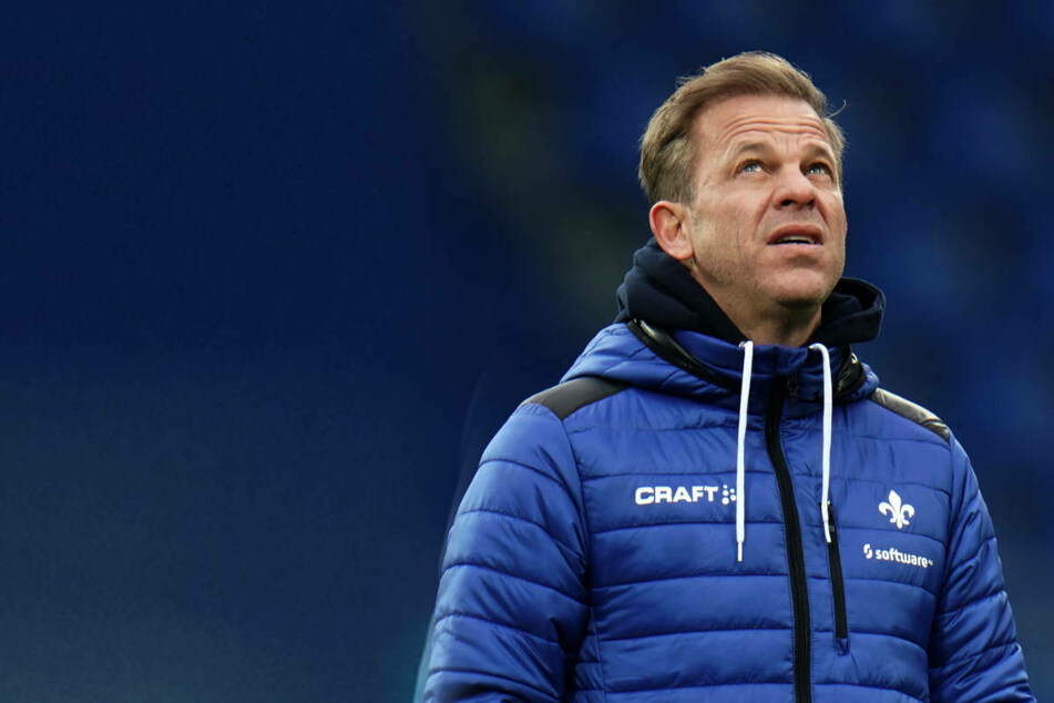 Am Mittwoch will Trainer Markus Anfang mit seinen Lilien gegen den SV Sandhausen endlich wieder drei Punkte einfahren.