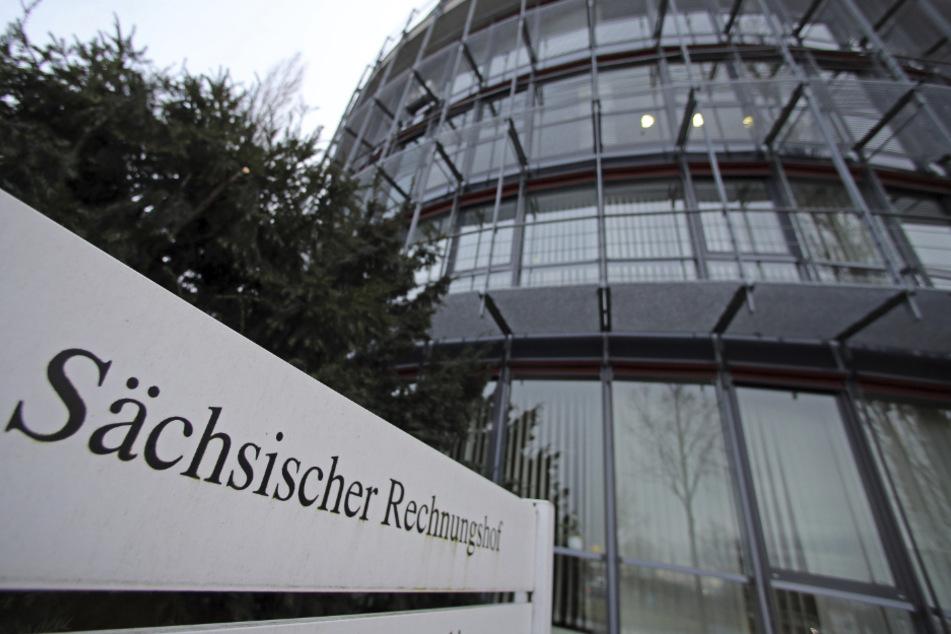 Noch residiert der Rechnungshof in Leipzig. Er soll aber 2021 nach Döbeln umziehen.