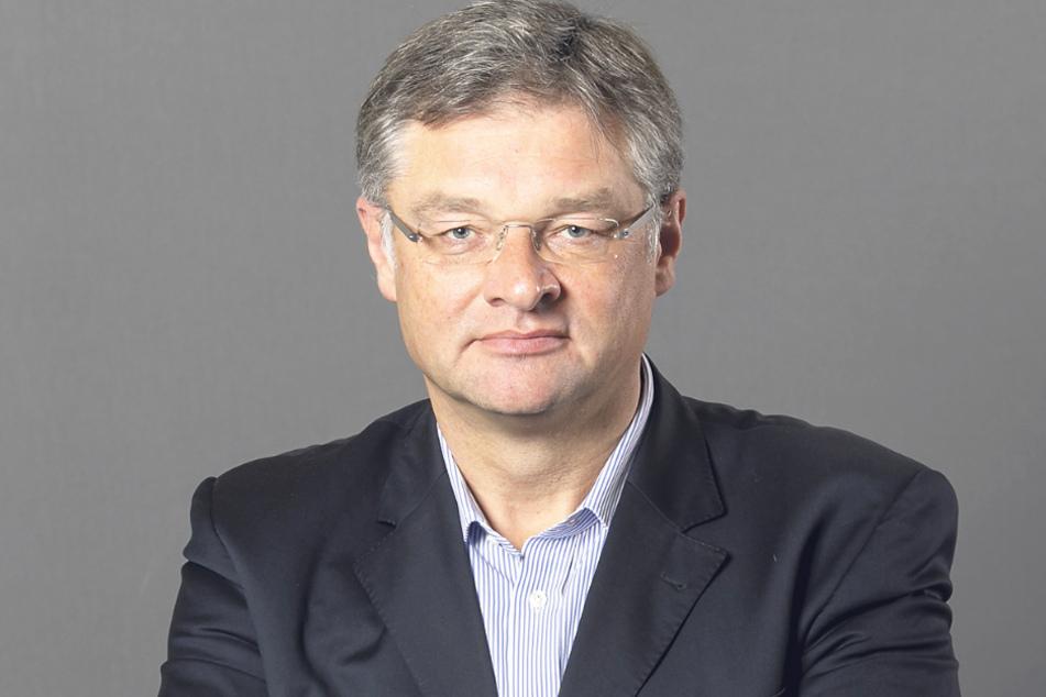 """""""Gönnt den Leuten doch etwas Lebensfreude"""": FDP-Chef Holger Zastrow (51)."""