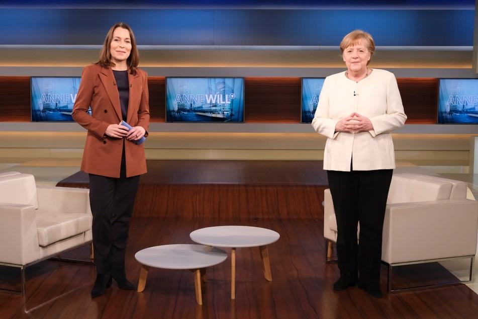"""Merkel droht bei Anne Will mit Ausgangs-Beschränkungen: """"Ich werde nicht 14 Tage zusehen..."""""""