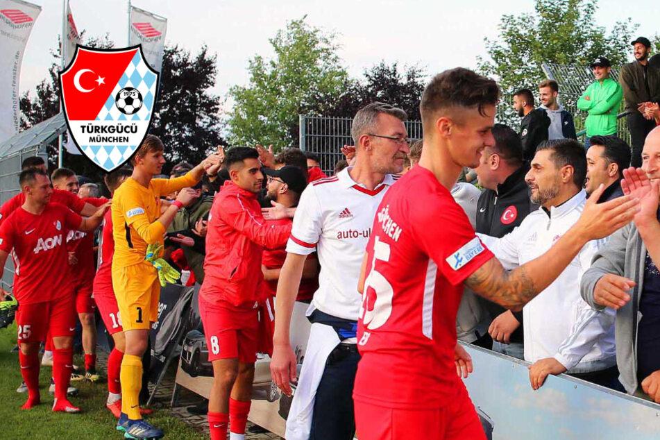 """Türkgücü München im Pokal-Streit: Drittliga-Aufsteiger bleibt """"hartnäckig"""""""