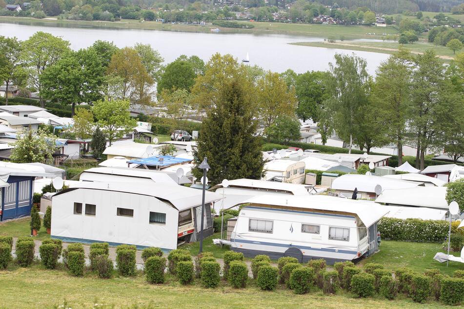 Campingplätze sind in Sachsen gefragt wie kaum zuvor.
