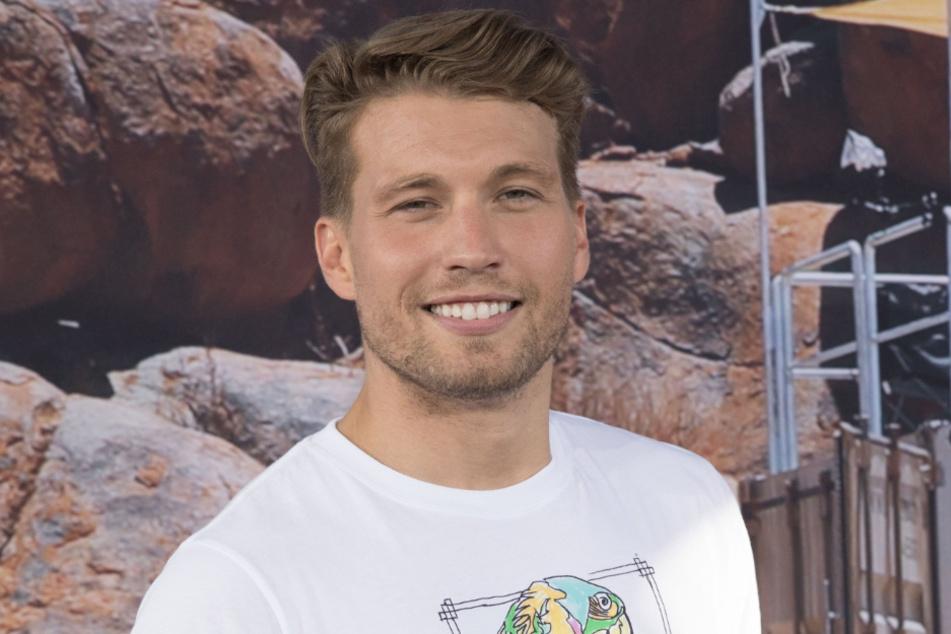 """Raul Richter (33) kommt zur Preview der ProSieben-Show """"Global Gladiators"""". (Archivbild)"""