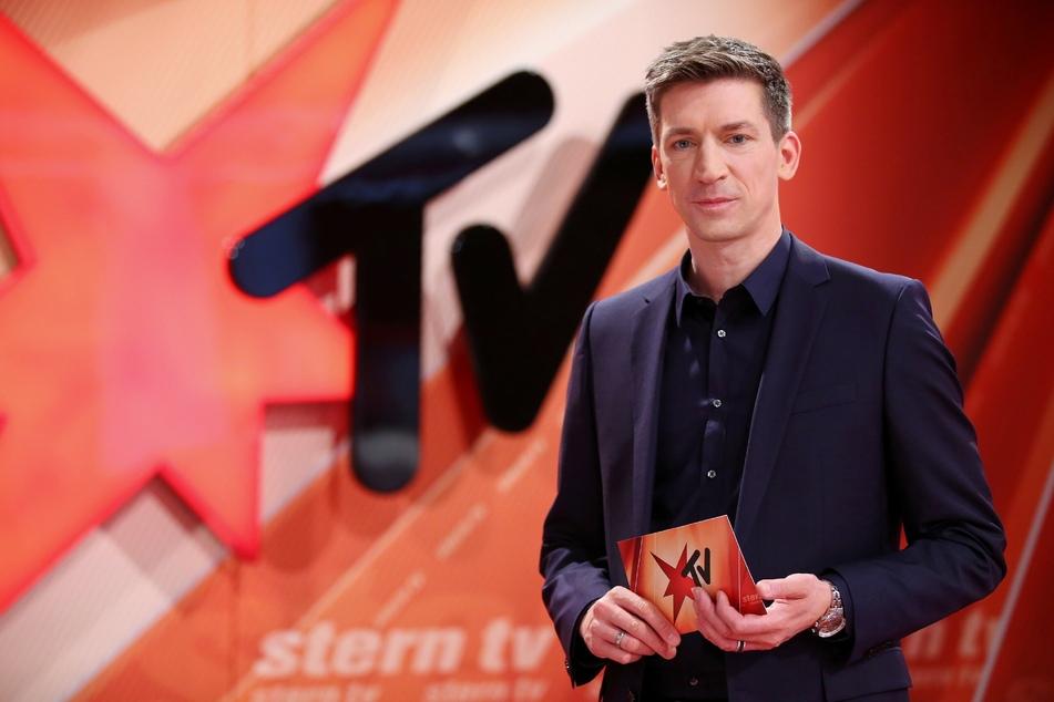 """Steffen Hallaschka (49) moderiert die Sendung """"Stern TV""""."""