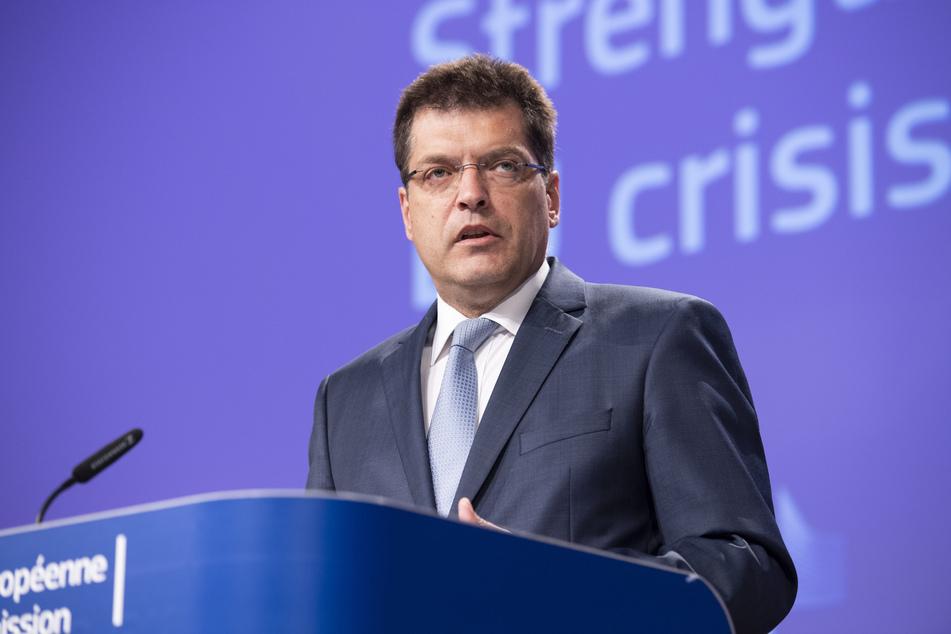 EU-Kommissar Janez Lenarcic (52). (Archivbild)