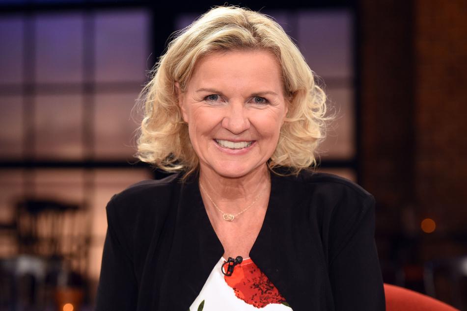 Hera Lind (62) stellt in der Sendung ihr neues Buch vor. (Archivbild)