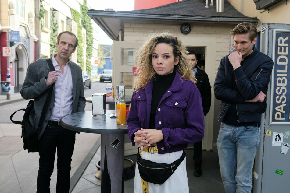 Torsten Knippertz (50, l.) mischt in seiner neuen Rolle als Marius Popovic die Schillerallee auf.
