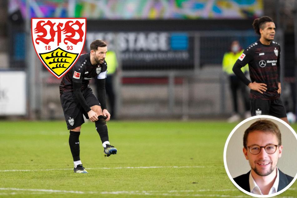 Meine Meinung: Beim VfB Stuttgart läuten die Alarmglocken!
