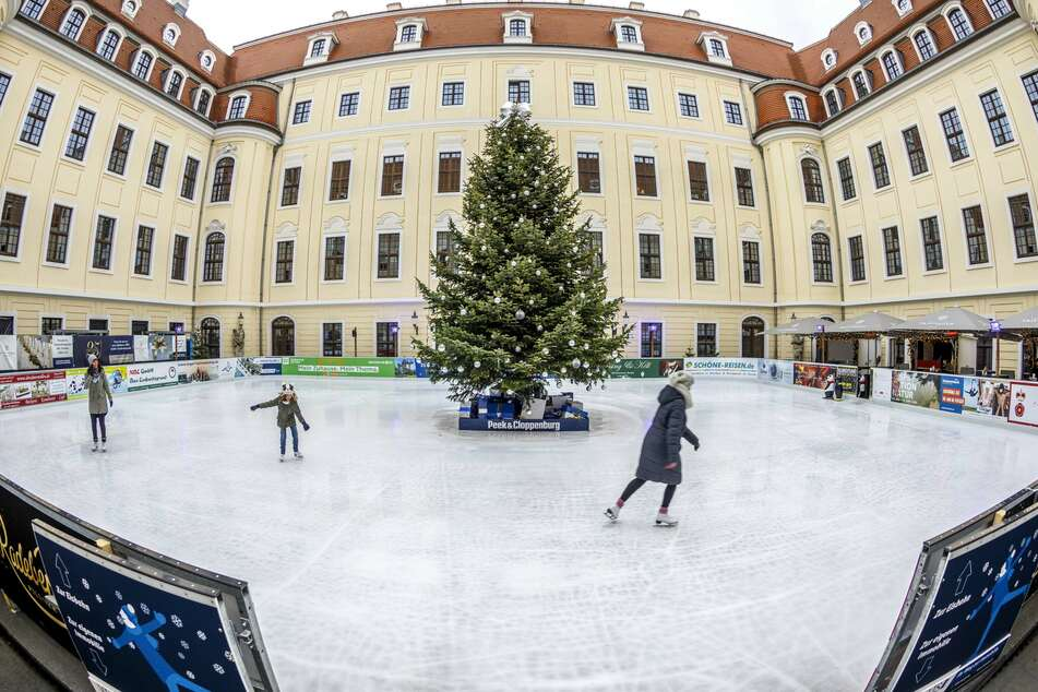 Kempinski sagt Dresdens romantischste Eislaufbahn ab