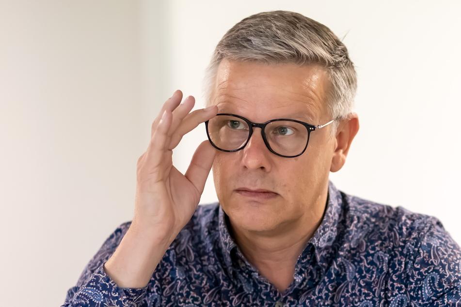 Der 15-köpfige OB-Beraterstab soll dabei helfen, Wirtschaft und Verwaltung enger zu verzahnen, erklärt Stadtsprecher Matthias Nowak (51).