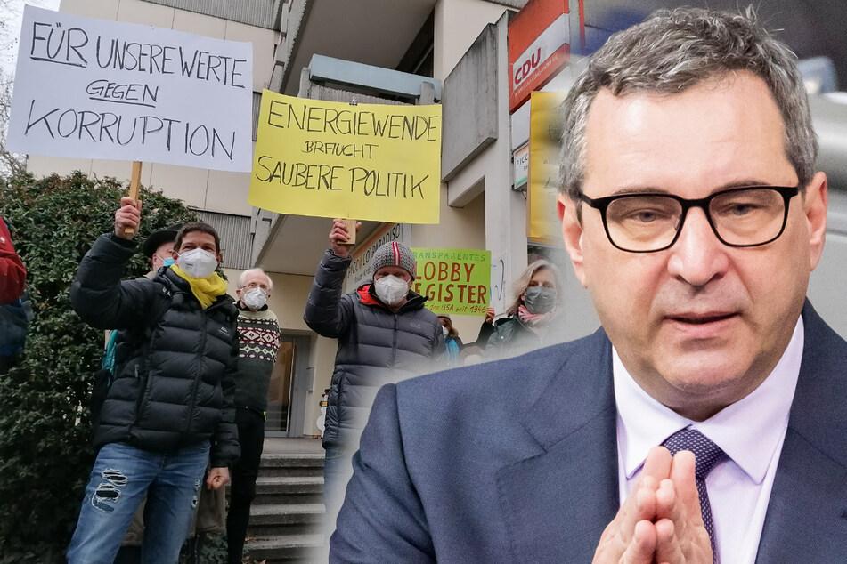 Zahlreiche Nebenjobs: Protest gegen CDU-Abgeordneten Joachim Pfeiffer