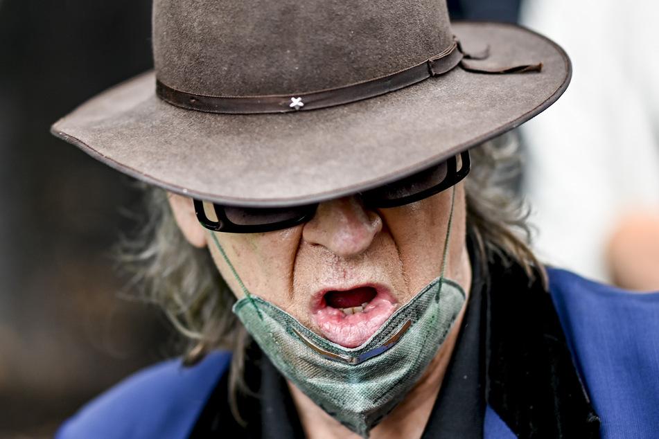 """Udo Lindenberg über Besessenheit: """"Wenn ich richtig dabei bin, dann..."""""""