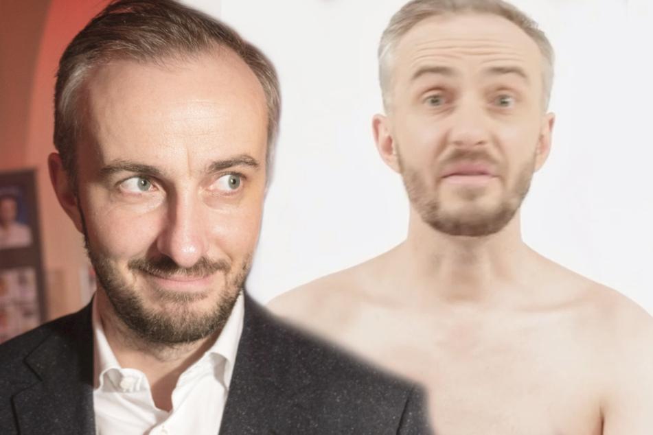 Mit entblößtem Penis: Darum brüllte der völlig nackte Jan Böhmermann seinen Mitarbeiter an