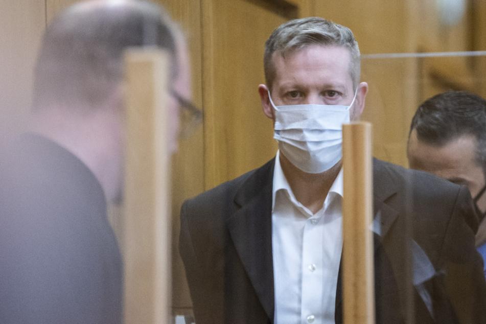 Vier Zeugenaussagen im Lübcke-Prozess zu Messerattacke auf Flüchtling