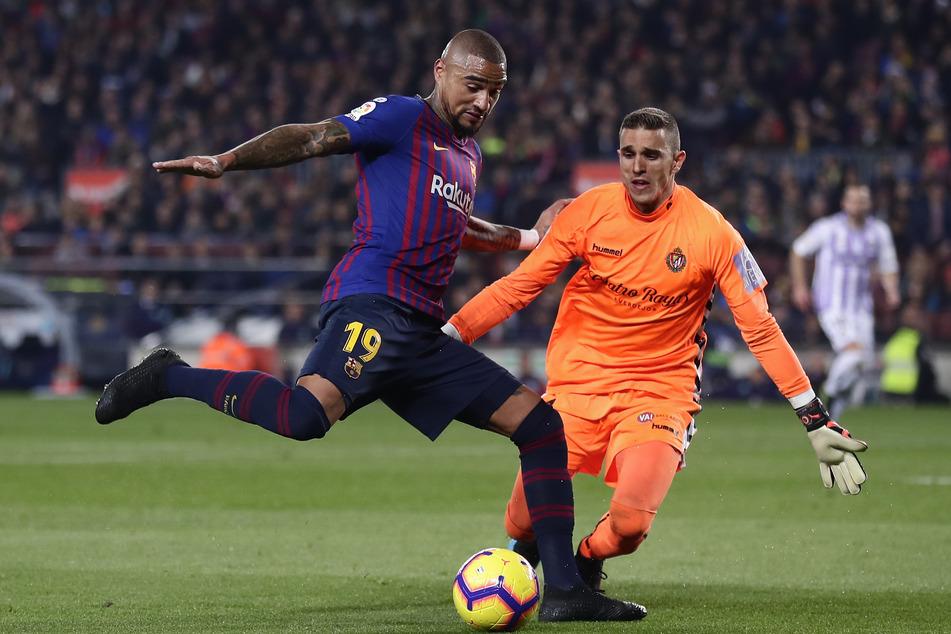 """Boateng scherzt über Barca-Zeit und Messi: """"Dachte, dass Espanyol mich will"""""""