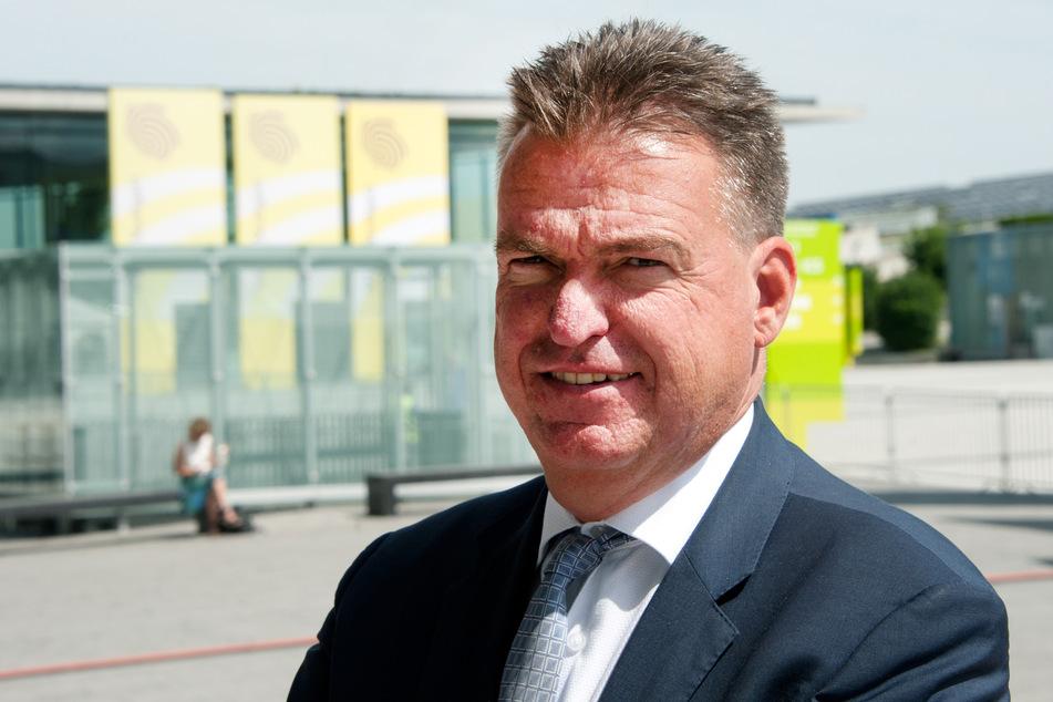 Matthias Schepp, der Chef der Deutsch-Russischen Auslandshandelskammer (AHK). (Archivbild)