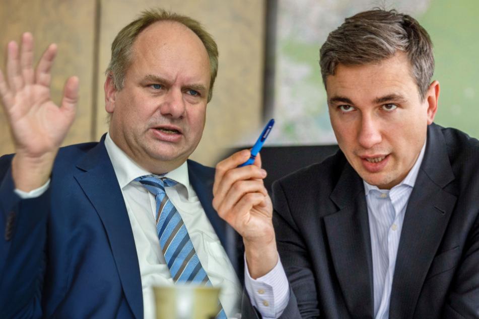 Quoten-Streit beim Sozial-Bau: Erster OB-Knatsch mit neuem Bürgermeister
