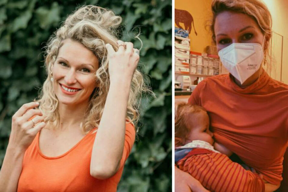 """Janni Hönscheid in Virus-Sorge um Tochter Yoko: """"Meine Nerven sind durch"""""""
