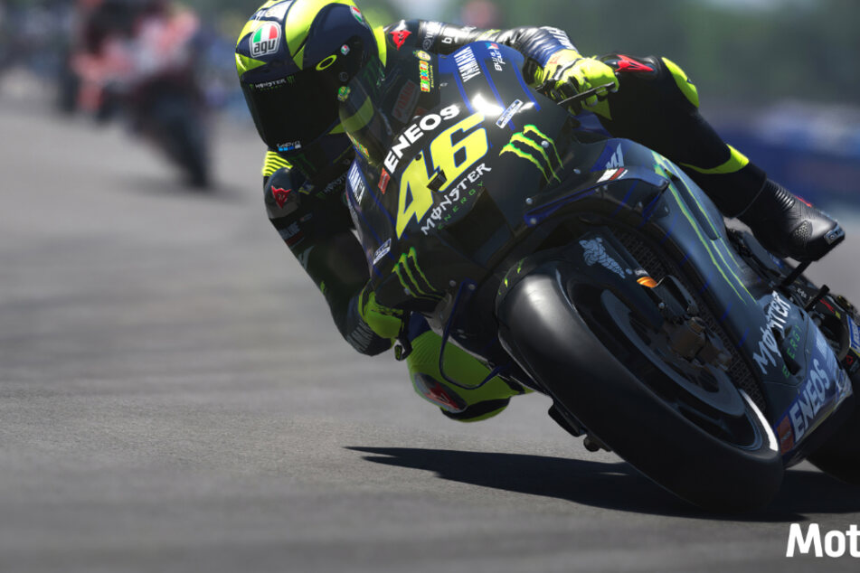 """""""MotoGP 20"""" im Test: Auf der Strecke das Biest, abseits der coole Manager"""