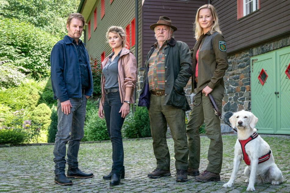 ZDF: Ruinen-Leiche auf Schloss Hartenstein entdeckt!