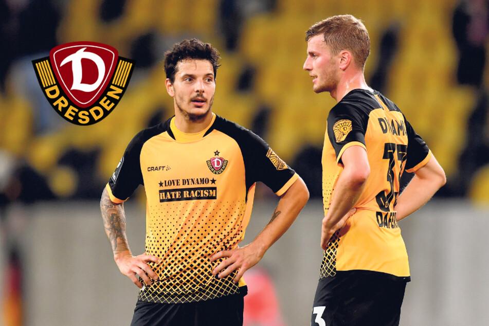 Dynamo-Sturm: Hosiner und Daferner zusammen wieder auf Torejagd