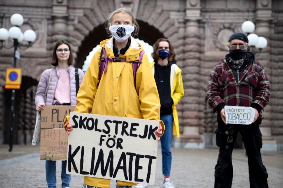 Greta Thunberg muss sich den Vereinten Nationen geschlagen geben