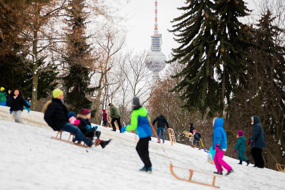 Wie schlimm wird die Winterpeitsche in Berlin und Brandenburg?