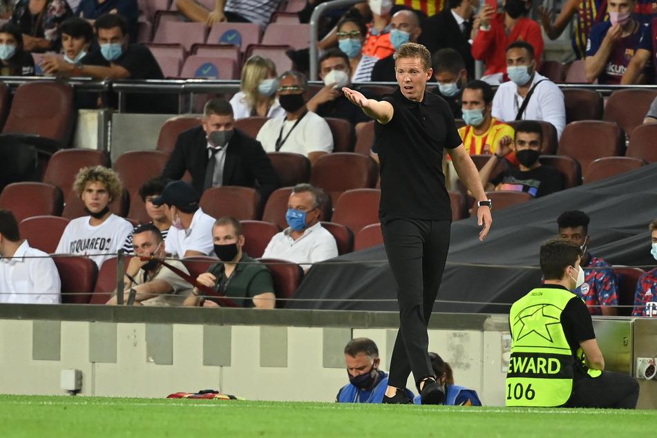 Der deutliche und überaus verdiente Sieg des FC Bayern München gegen den FC Barcelona für jungen Trainer Julian Nagelsmann (34) sehr wichtig.