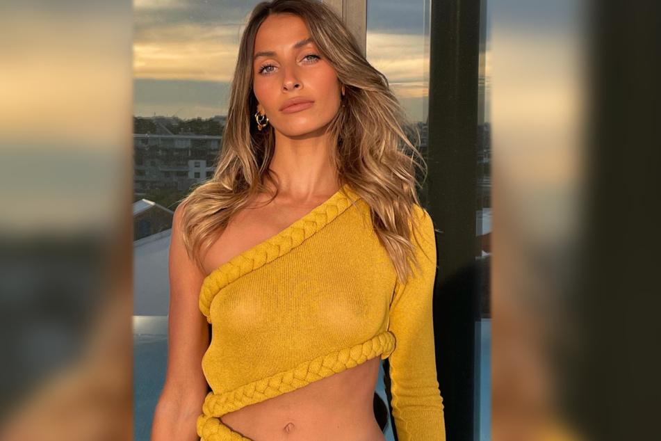 Dominique Elissa (26) zeigt sich gern sexy auf ihrer Instagram-Seite.