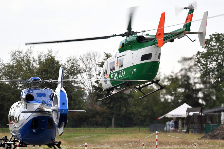 Streit mit Eltern: Polizei sucht Jungen (13) mit Hubschrauber und findet ihn an ungewöhnlicher Stelle