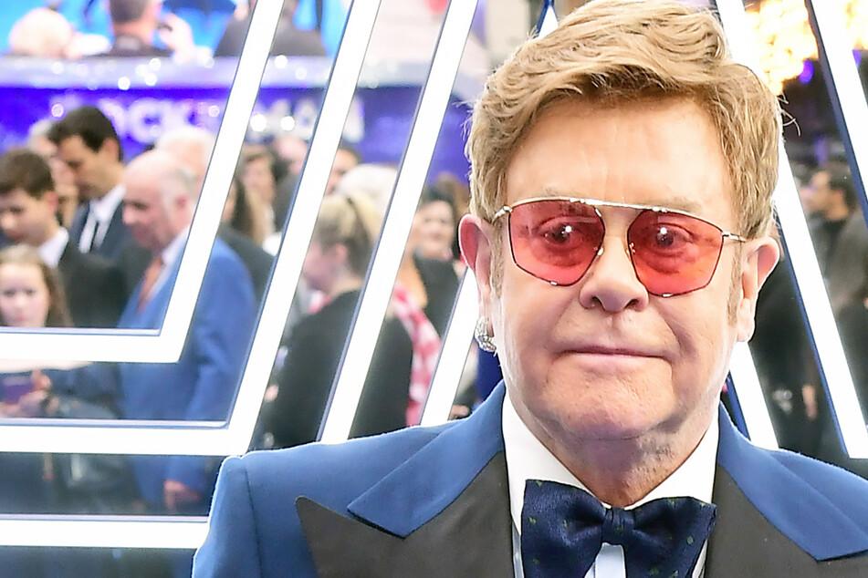 Jetzt ist es raus! Deshalb wird Elton John von seiner Ex-Ehefrau Renate verklagt