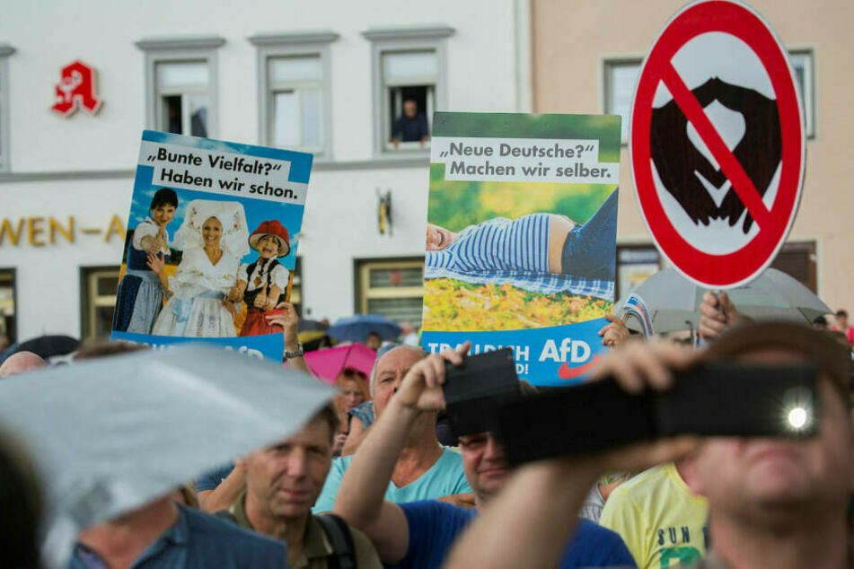Neben klar rechtsextremem Denken finden sich unter AFD-Anhängern weit verbreitet chauvinistische Einstellungen.