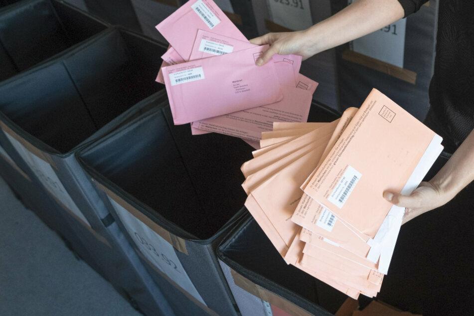 In Sachsen-Anhalt könnte die Landtagswahl im nächsten Jahr unter bestimmten Umständen als reine Briefwahl abgehalten werden.