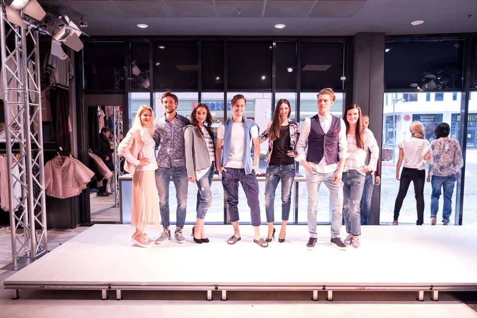 """Der """"Fashion Day"""" in der Innenstadt wird vom Freistaat mit 5000 Euro unterstützt."""