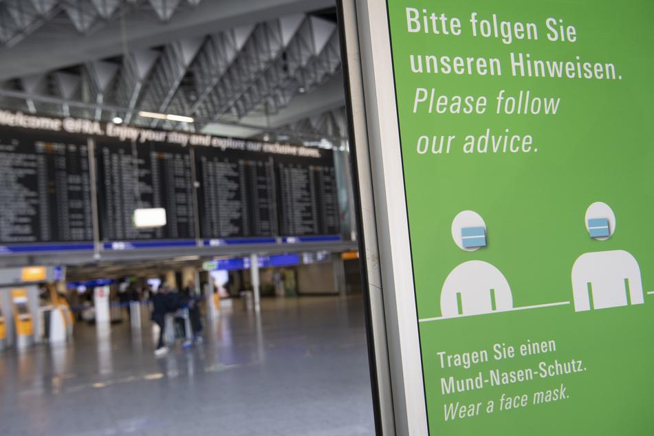 In Folge der Ausbreitung des Coronavirus ist nicht nur der Frankfurter Flughafen dauerhaft nahezu menschenleer gewesen.