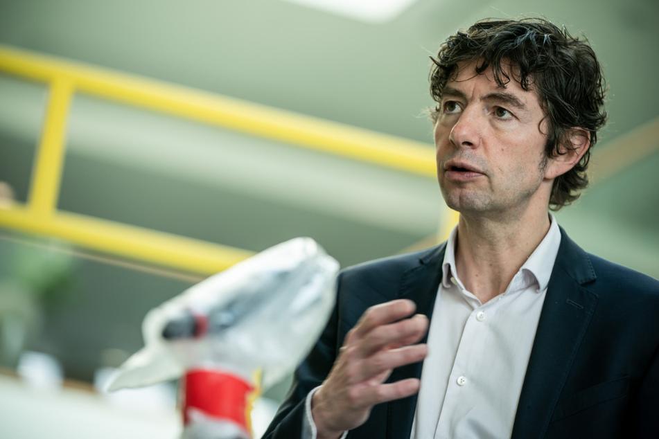 Christian Drosten (48), Direktor am Institut für Virologie an der Charite - Universitätsmedizin Berlin.