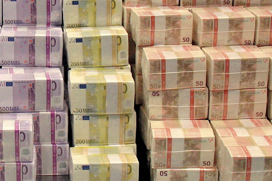 In den Monaten April bis Juni 2020 könnte das Bruttoinlandsprodukt Deutschlands möglicherweise um eine zweistellige Prozentzahl gesunken sein. (Archivbild)