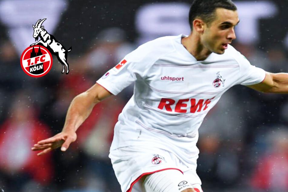 Sorge beim 1. FC Köln: Mittelfeld-Motor Skhiri verletzt!