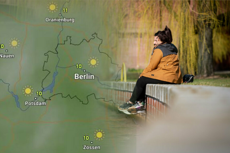 Berlin: Regen oder Sonne? So wechselhaft wird das Wetter in Berlin und Brandenburg
