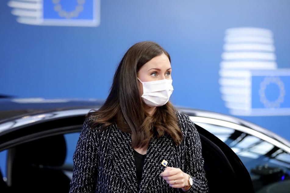 Sanna Mari ist die Ministerpräsidentin von Finnland.