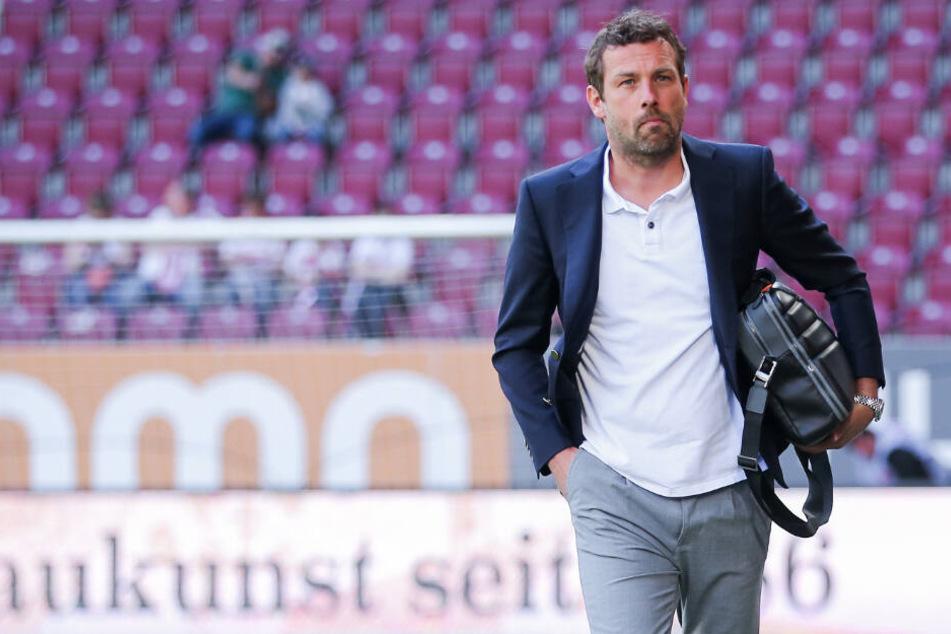 Musste nach der Pleite gegen Augsburg seine Tasche beim VfB packen: Markus Weinzierl.