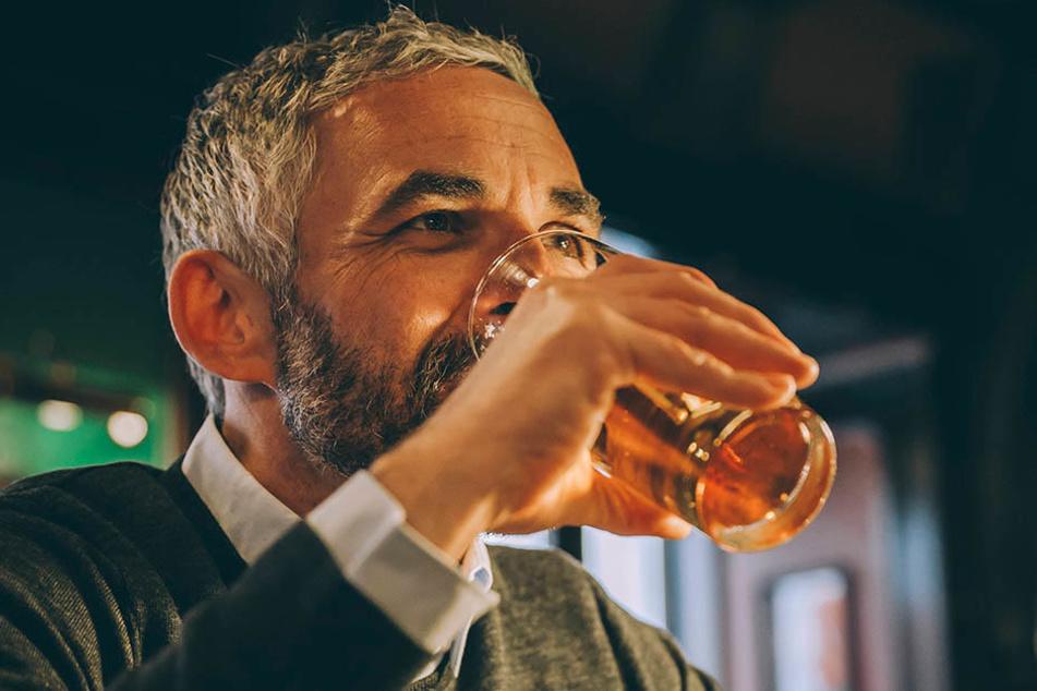 Die Sachsen sind eine Nation von Biertrinkern. Im Freistaat wird besonders viel Bier gezischt.
