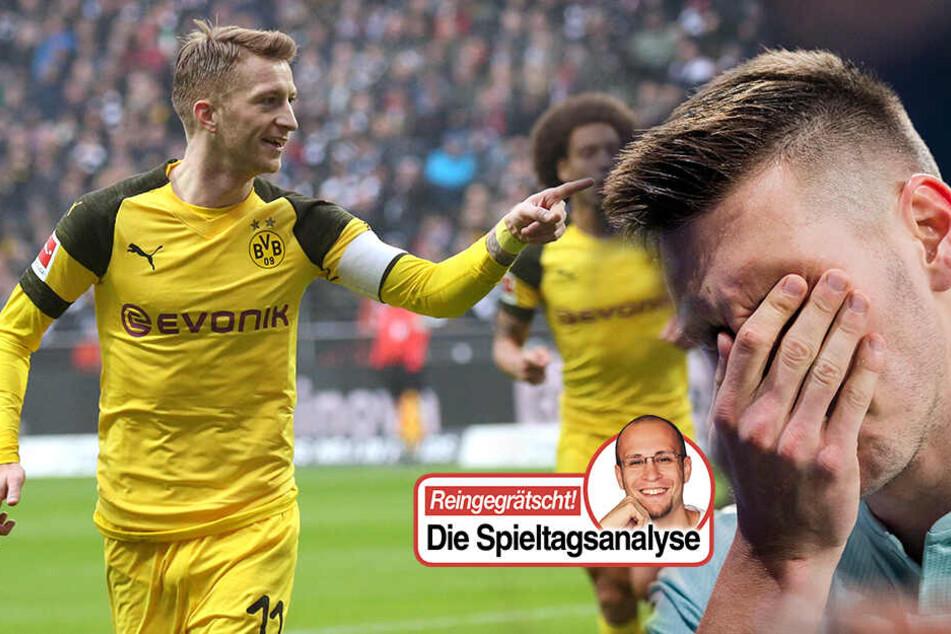 So wird der BVB Deutscher Meister! Hannover sicherer Absteiger?