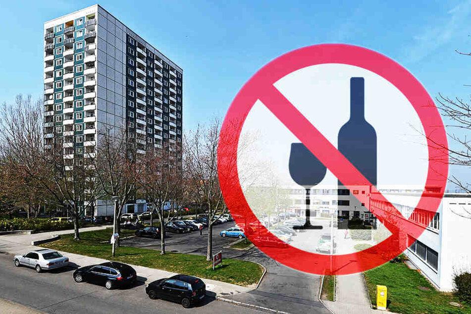 Dresdner Brennpunkt trockenlegen! Gilt hier bald ein Alkoholverbot?