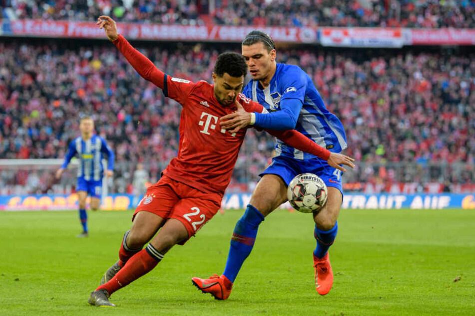 Am Freitag tritt der FC Bayern mit seinem neuen Kader im ersten Bundesligaspiel gegen Herta BSC an. (Archivbild)