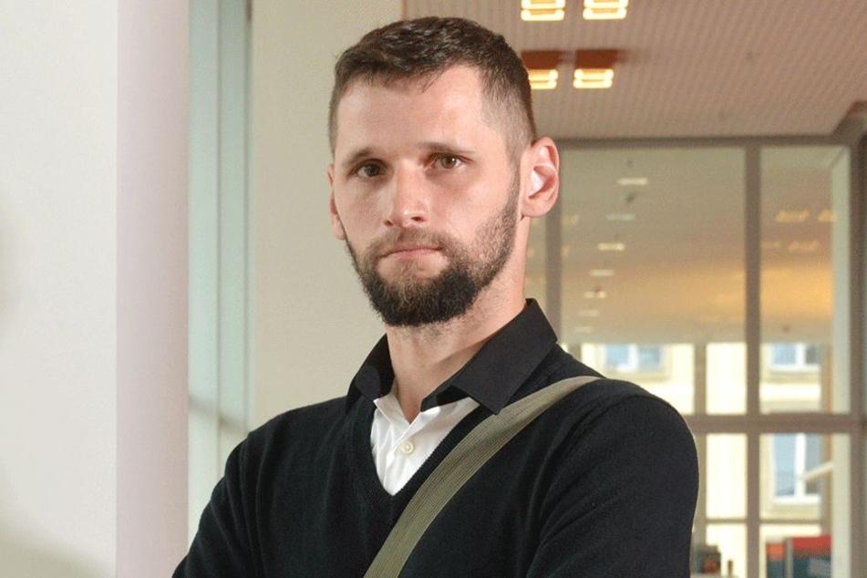 Abzock-Opfer Sebastian Günther (35).