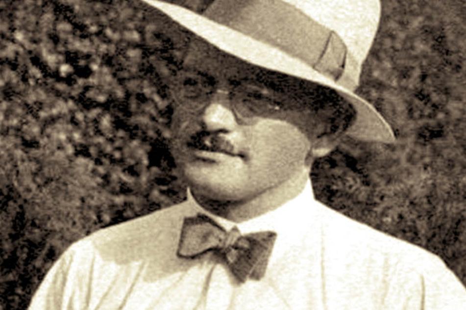 Architekt Kurt Hermann Wittlinger (1892–1980).