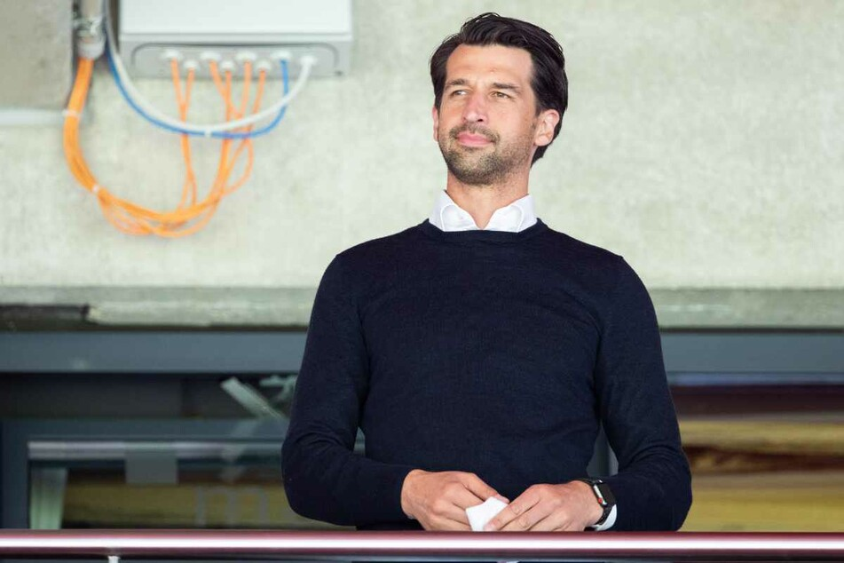 HSV-Sportvorstand Jonas Boldt (39) verspricht, dass Hamburg noch mehr neue Spieler holen wird. (Archivbild)