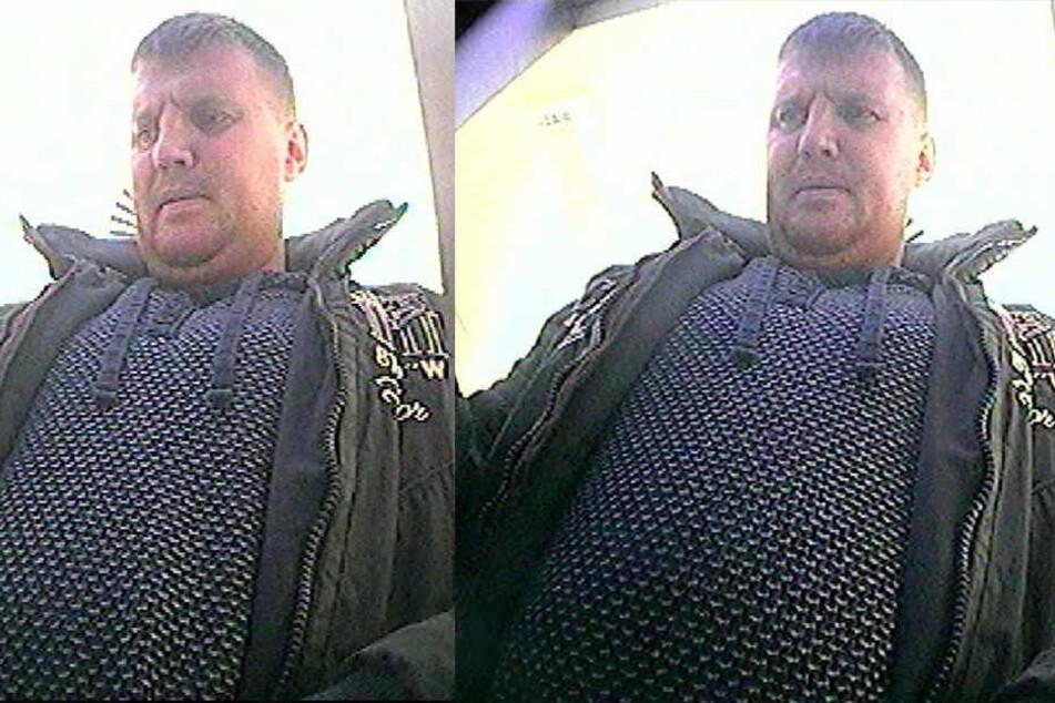 Kripo ermittelt: Wer kennt diesen Mann?