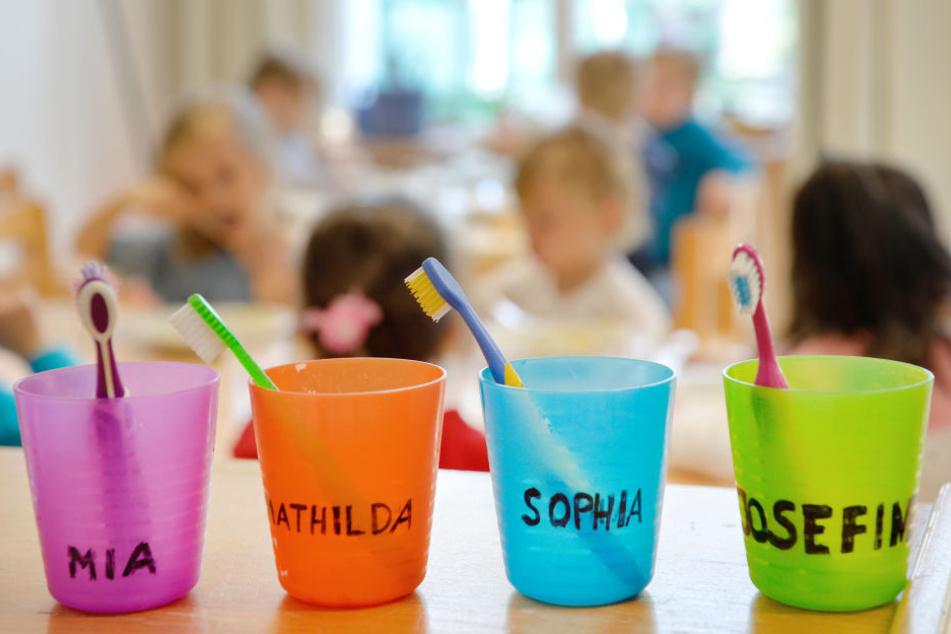 Die Zahl der Betreuungsplätze für Kinder unter drei Jahren kann den Bedarf in NRW decken.